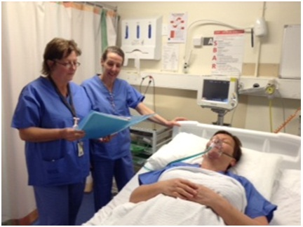 communication in nursing handover Improving nursing handoff process in the cardiovascular intensive care unit  the importance of developing a standardized approach to handover communication.