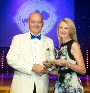 Improvement to Care & Service Award – Sponsored by UNISON Winner – Susan Coull
