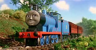 Mhairi Edward the train