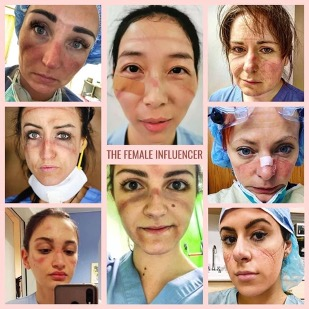 A collage of a person  Description automatically generated with medium confidence